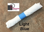 Light Blue restaurant napkin bands to wrap with linen napkins- 20,000 1.5