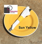 Sun yellow restaurant napkin bands to wrap with paper napkins- 20,000 1.5