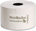 1441SP  REGISTER ROLL 44M BOND WHITE 1PLY 165' RegistRolls® Brand Cash Register/POS Rolls