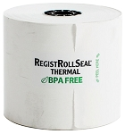 7441SP- REGISTROLL 44MM THERMAL PAPER WHITE 1PLY 230'