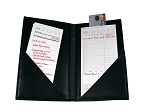 AL-75 Restaurant Guest Checks Presentation Folder 10