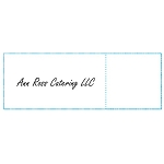 Ann Ross Catering Custom Printed Restaurant Napkin Bands
